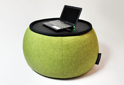 Bean Bag Coffee Table Stool